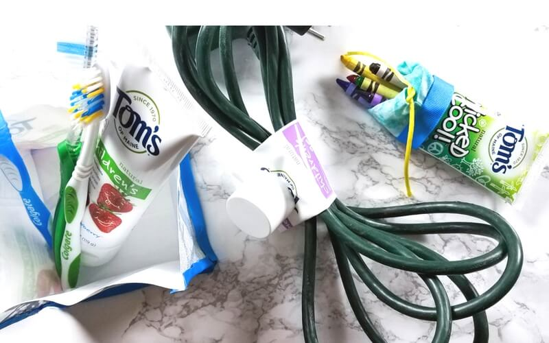 3 Totally Ingenious Ways to Upcycle Your Toothpaste Tubes
