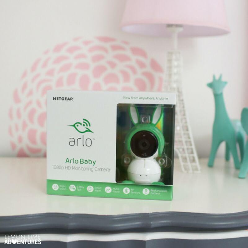 Arlo Baby Monitor with HD Camera