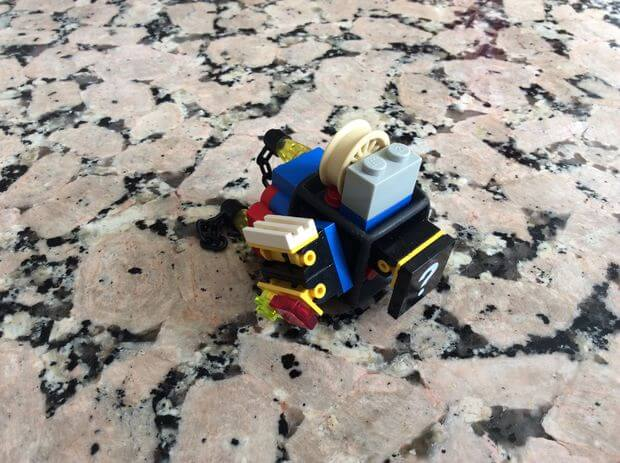 Simple DIY Lego Fidget Cube