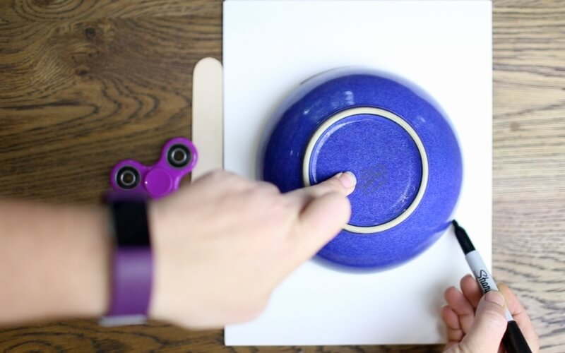 Kick Boredom to the Curb with this DIY Fidget Spinner Hack