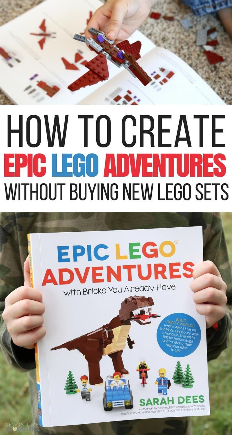 How to Create Epic Lego Adventures without Buying New Lego Sets