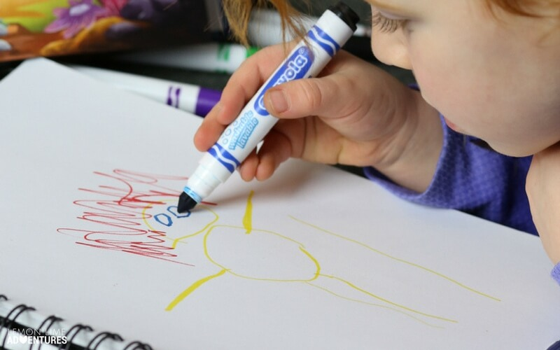 A simple cure for indoor boredom when you are stuck inside with your child