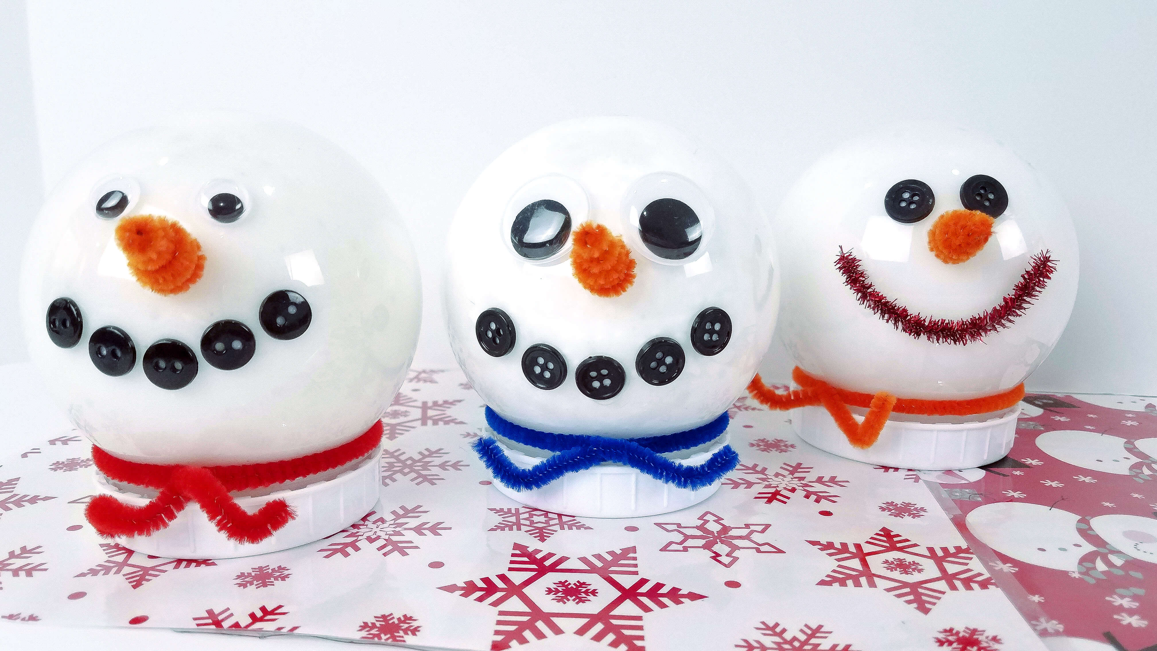 How to Make Snowman Slime – 3 Unique Snow Slime Recipes