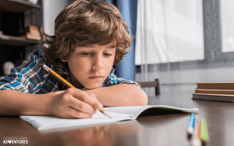 A Simple System to Empower Young Children to Love Writing